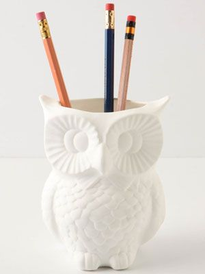 Sleepy Hollow Pencil Cup - Anthropologie