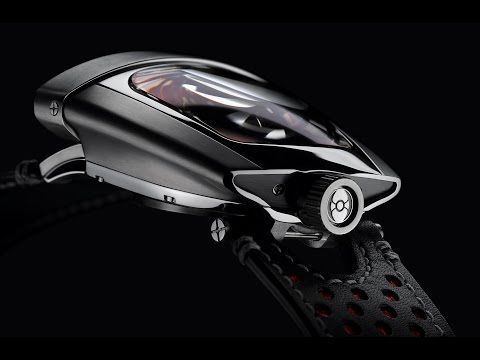 Supercar-inspired HMX watch signals MB&F's 10th anniversary