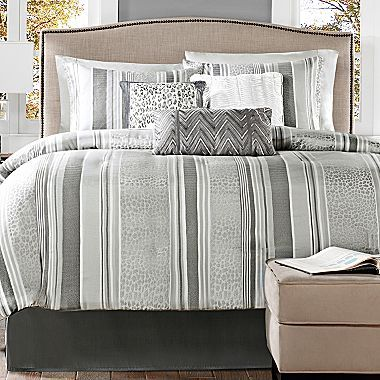 Lowery 7-Piece Comforter Set - jcpenney