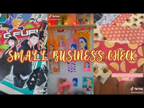 Small Business Check Tiktok Compilation 39 Youtube Business Checks Business Small Business