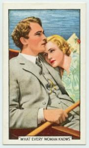 What every woman knows [Brian Aherne and Madge Evans]