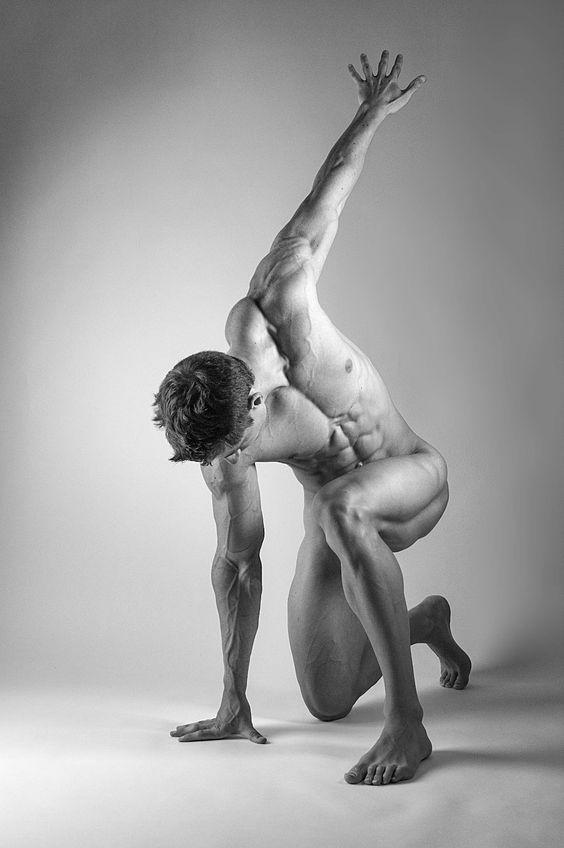 Raunchy nude art photography