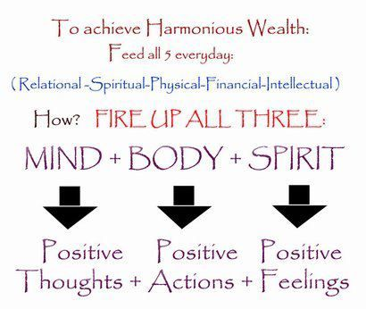 Tapping into one or more is powerful stuff!