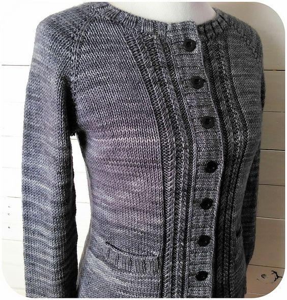 Ravelry: Houghton Cardigan pattern by Marie Greene