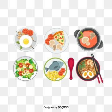 Cartoon Food Vector Features Food Barbecue Spoon PNG Transparent Clipart Image and PSD File for Free Download Food menu design Western food menu Food
