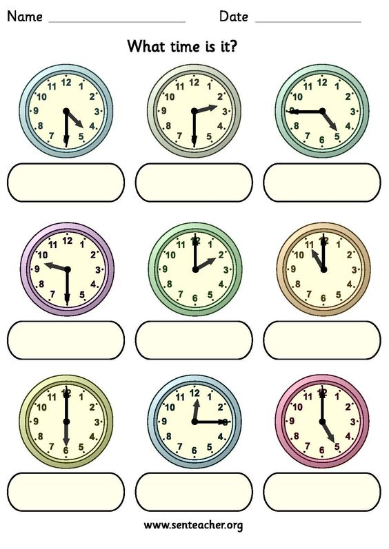 Time Worksheets time worksheets quarter past : Clock, The o'jays and Teaching resources on Pinterest