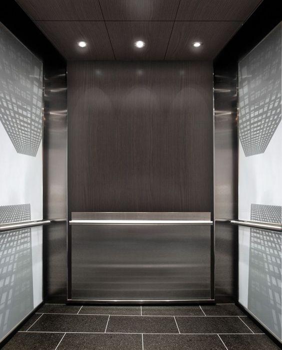 Elevator cab interior design ideas lift cab pinterest for Modern elevator design