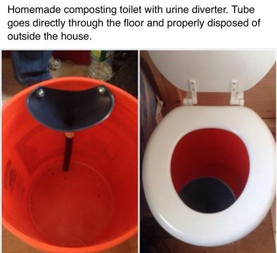 13 Diy Composting Toilet Ideas To Make Going Off Grid Easier