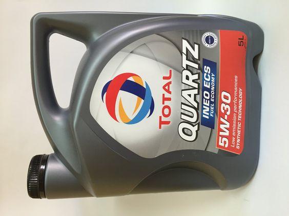 28,00€ · AceiteTotal Quartz Ineo ECS 5W30 5L · ACEITE TOTAL QUARTZ INEO ECS 5W30 5L Su alto nivel de tecnología permite a la vez realizar ahorros de carburante y optimizar el funcionamiento de los sistemas antipolución, en especial los filtros de partículas (fap), para proteger el medio ambiente. marca: total quartz ineo ecs gama: aceite de coche densidad del aceite: 5w30 capacidad: 5 litros estamos en la calle ricardo ortiz nº 20 (frente al gimnasio los cedros). metro el carmen y ventas…