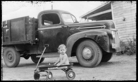 History of Picking Just For Kids  Two Lanes Blog - Kid Pickers at Antique Archaeology