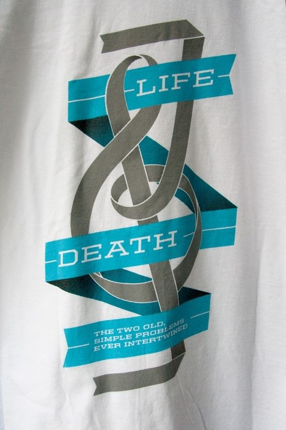 Life & death ampersand