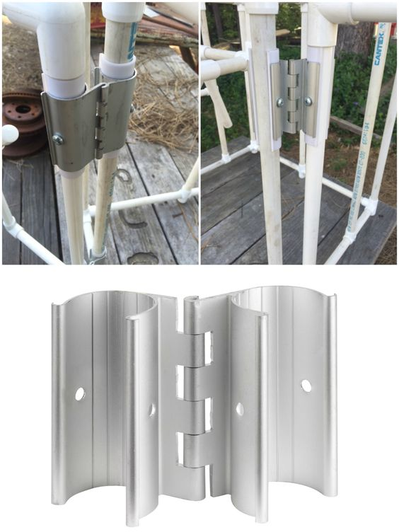 Pvc Snap Hinge Now I Can Easily Make Doors And Vents On
