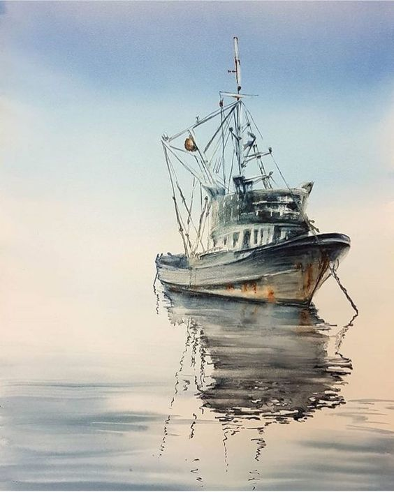 99 Creative Watercolor Art Work Watercolor Paintings