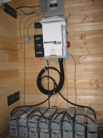 Off Grid Solar Solar And Off Grid Cabin On Pinterest