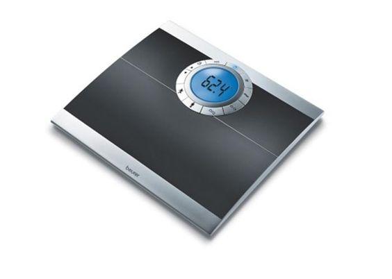 Marca: Beurer (alemana) Modelo: BF66   Exclusivo diseño con pantalla LCD…