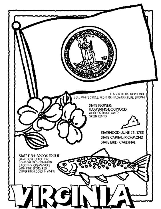 Fun morning work for state symbols unit May have to print out the - new turkey coloring pages crayola