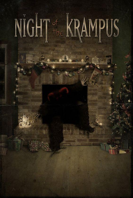 Night of the Krampus - Movie Poster by ~DaMovieMan on deviantART