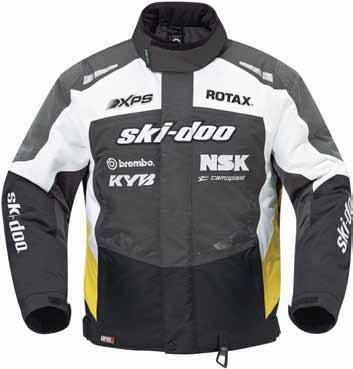 Ski Doo X Team Winter Jacket Race Edition From St Boni
