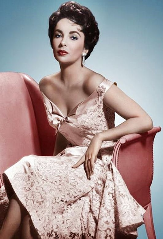 Elizabeth Taylor Color 1 Pinterest Movies And Idol