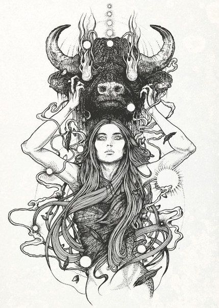 taurus-girl … | Pinterest