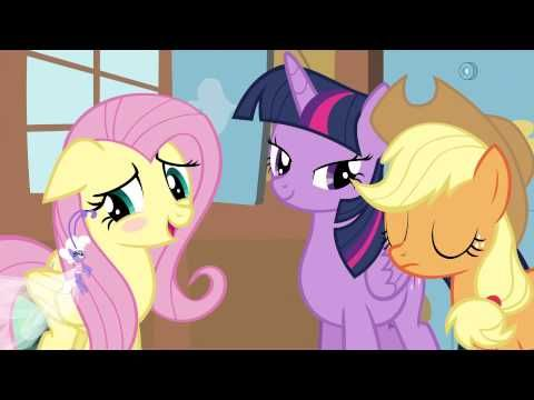 Fluttershy (blushing) ~ ...I'd, rather not say! - YouTube