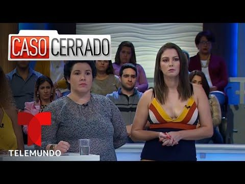Reproducción Irresponsable Caso Cerrado Telemundo Youtube Telemundo Youtube Incoming Call Screenshot