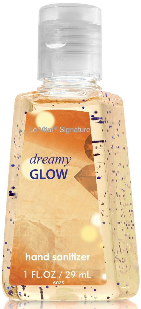 Hand Sanitizer 1 Oz Dreamy Glow 96 Units Hand Sanitizer