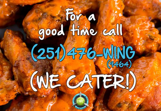 Catering available!! Give us a call!!
