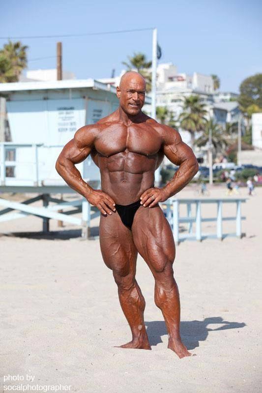 Resultado de imagem para Rusty Jeffers muscular development