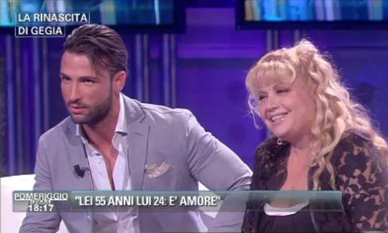 Barbara D'Urso: intervista hot a Gegia e il suo toy boy