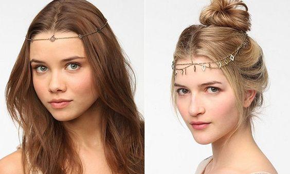 Tiara medieval vira hit entre os acessórios para cabelo - Penteado - Cabelos - MdeMulher - Editora Abril