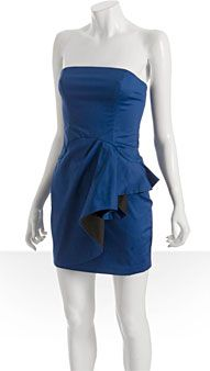 French Connection Fast Princess Wonder Strapless Dress