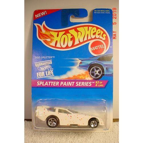 Ford Probe Side Splitter Funny Car White C5s 1 64 409 1996 Hot Wheels Bp Hot Wheels Hot Wheels Cars Car Humor