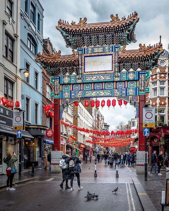 Chinatown, Soho, Westminster