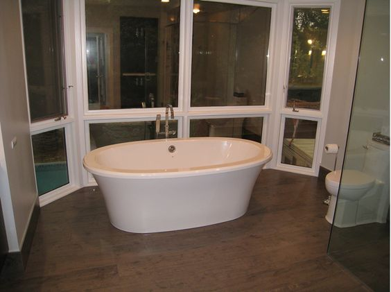Freestanding Tub Bain Ultra Bathtub Modern Toilet American Standard Toilet