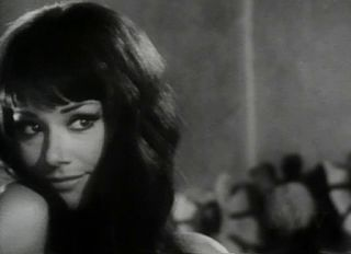 Claudine Auger in Games of Desire (1964) http://dustyvideobox.blogspot.co.uk/