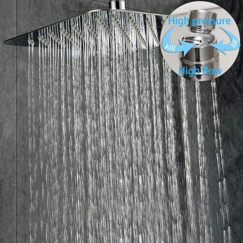 Top 10 Best Rain Shower Heads In 2020 Rainfall Shower Head