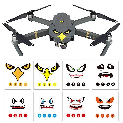 Compatible With DJI Spark Drone Or Smartphones Made Of High Quality And Durable 3M Materialeasy To Install Clean Residue Free Removal Those Fac