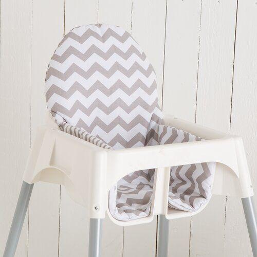 Hochstuhlauflage Puckdaddy Ikea Cushions Antilop High Chair