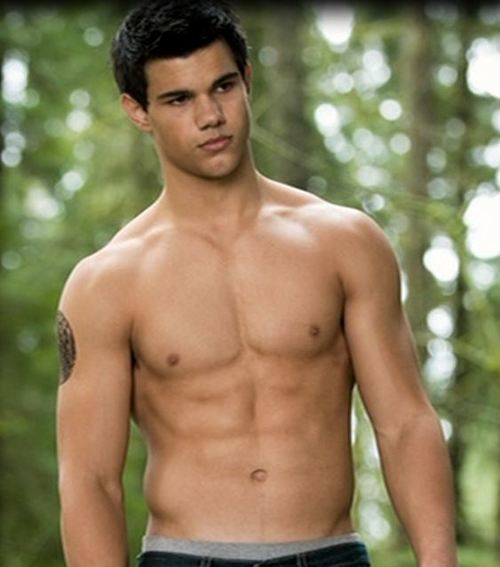 Specific text of Jacob Black from New Moon?