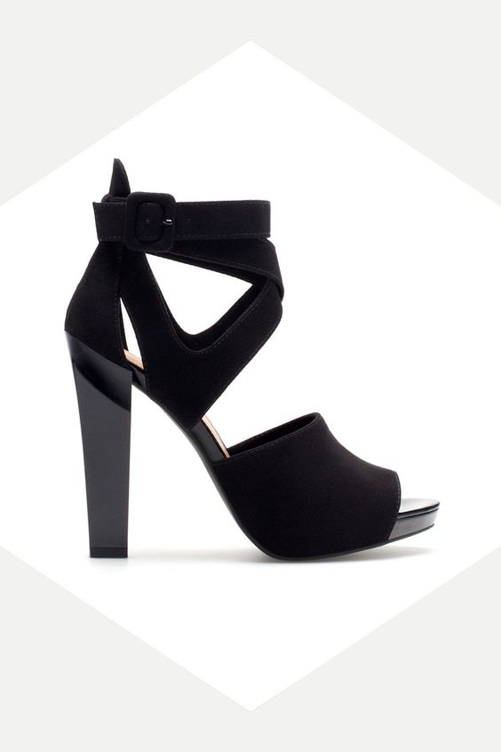 Bershka - The 50 most expensive looking heels on the high street