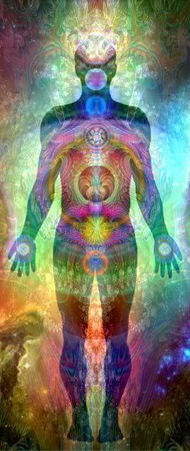 Seu Corpo de Luz é uma grade de luz e geometria sagrada que reúne o seu ser físico, emocional, mental e espiritual. Este corpo irradia a energia da luz e eletromagneticamente liga o seu eu multidimensional com o universo infinito. Ele conecta-lo a seus dados codificados por meio de altas correntes elétricas que o ajudam a traduzir e manifestar seus talentos ocultos e finalidade da alma.: