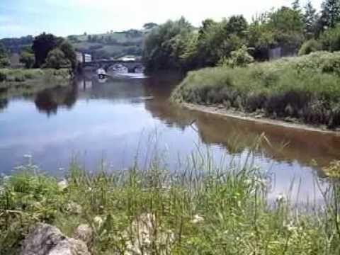 River Dart, Totnes, Devon #Dart #River http://pinterest.com/mylapshop/rivers/