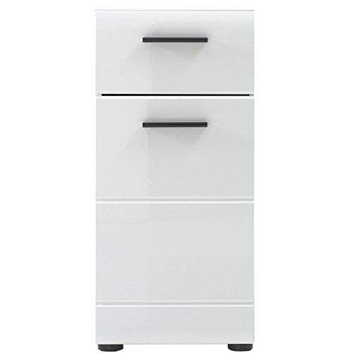 Furnline 1116 802 01 Skin High Gloss Bathroom Side Cabine Https Www Amazon Co Uk Dp B00dnzqaty Ref Cm Sw R Pi Bathroom Furniture Furniture Filing Cabinet