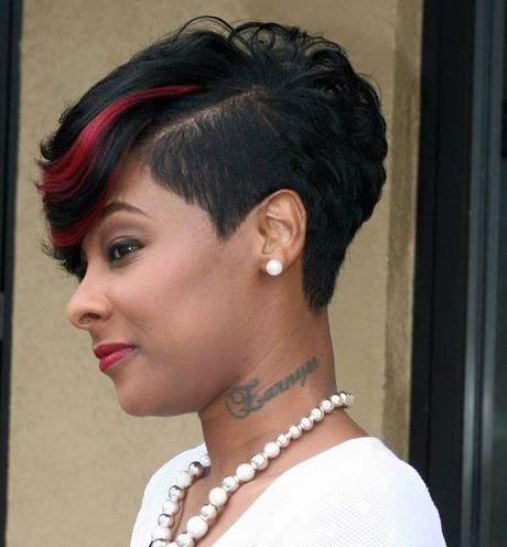 26++ Coiffure africaine tissage coupe courte des idees