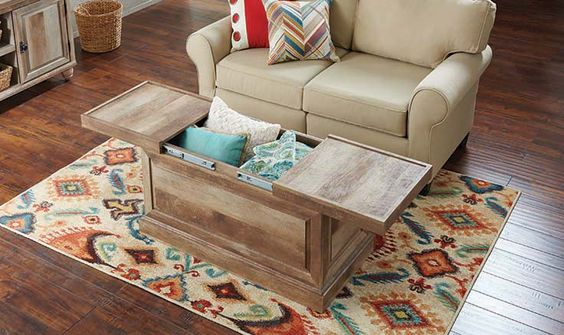 Better Homes And Gardens Crossmill Collection Coffee Table Weathered Gardens Home And Gifts