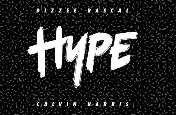 Calvin Harris, Dizzee Rascal – Hype acapella