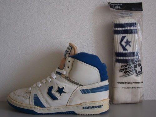 Converse Fast Break 80's | Vintage sneakers, Retro sneakers ...