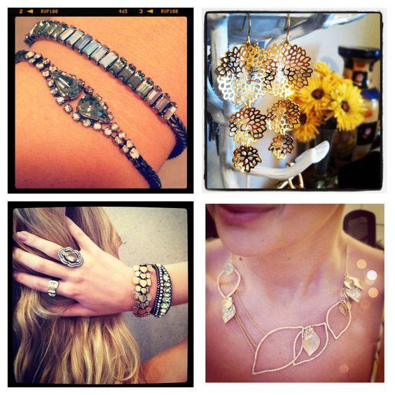 My accessory obsession! www.caroldebrock.chloeandisabel.com