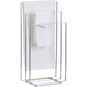 *chrome towel rack*